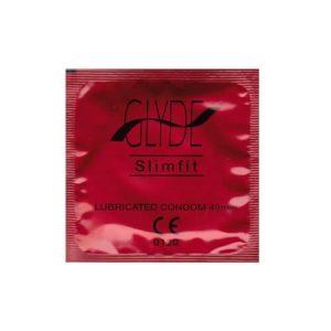 Glyde Ultra Slimfit  Vegan Condoms 100 Bulk Pack