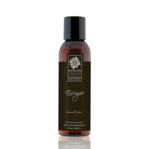 Sliquid Balance Collection Massage Oil 4.2oz-Escape