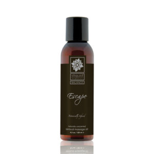 Sliquid Balance Collection Massage Oil 4.2oz-Escape